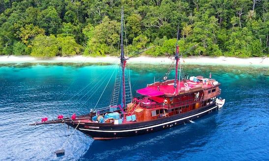 Discover The Beauty Of Bali, Indonesia With La Galigo Liveaboard