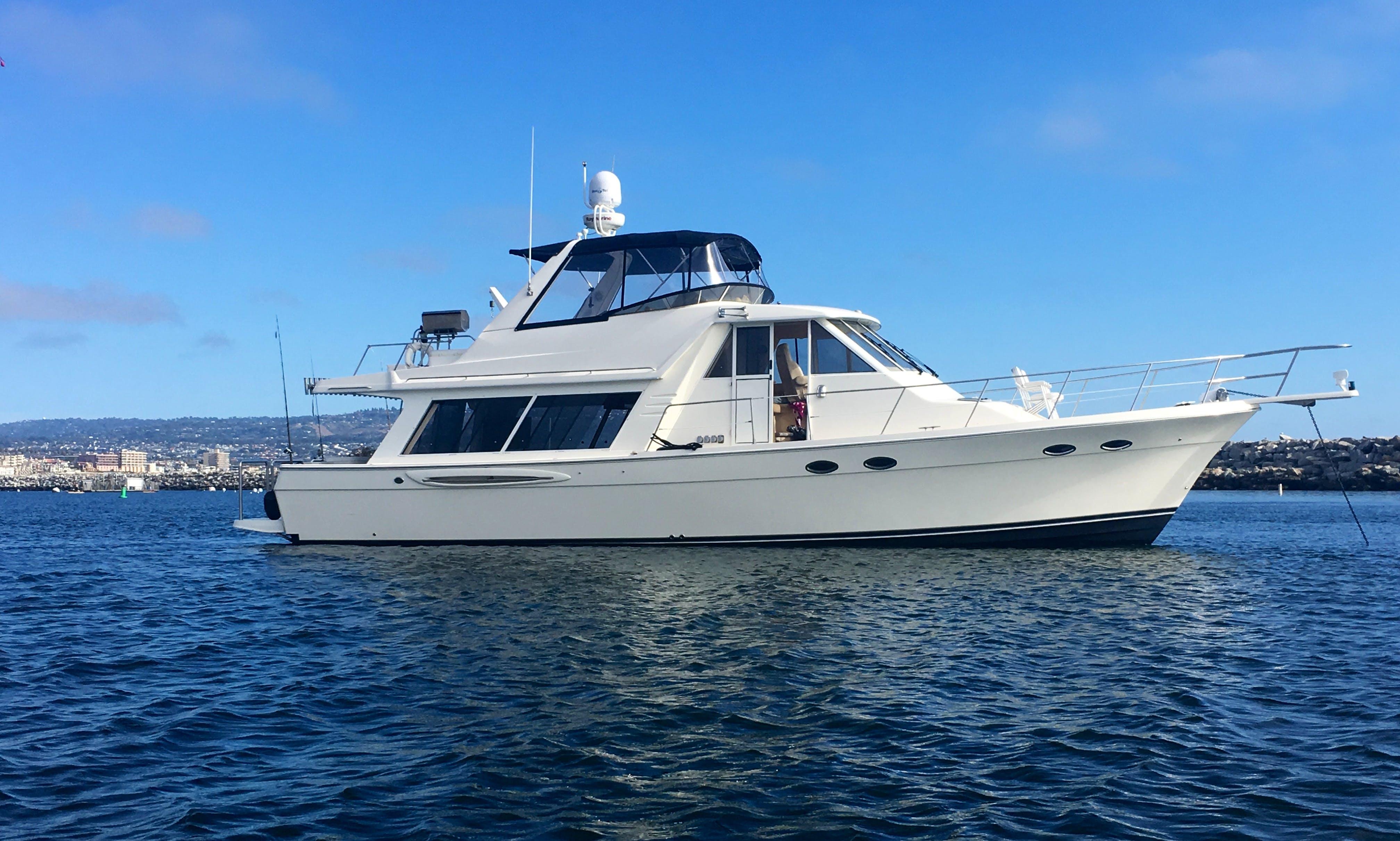 Motor Yacht rental in Marina del Rey