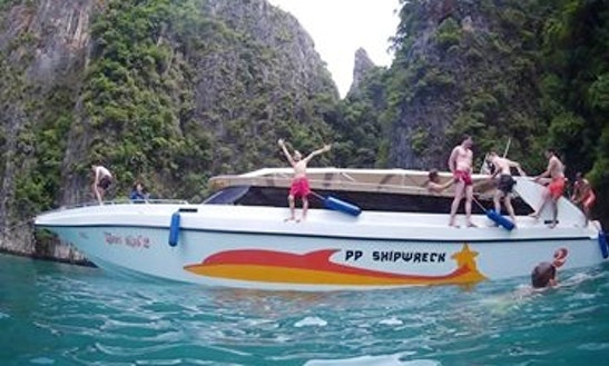 Enjoy The Experience Of Sightseeing On Cuddy Cabin Around This Lovely Phi Phi Island