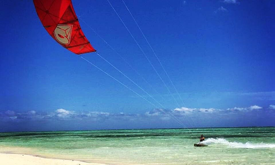 Kiteboarding Lesson In Saint Kilda