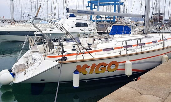 Cruise Along The Coast Of Rijeka, Croatia With This Bavaria 49