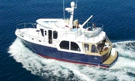 Cruise In Comfort On M/v Bonanza! Full Service Trip Planning Available!