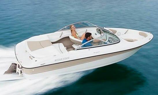 Bowrider Rental In Marina Del Rey