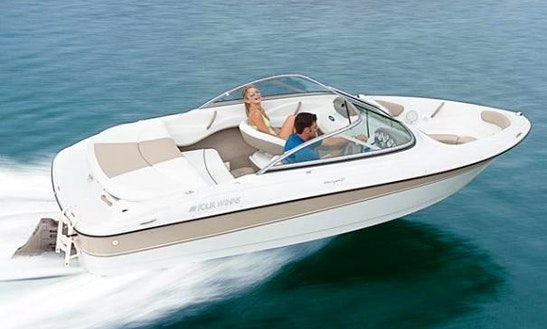 Bowrider Rental In Southern California  - Fresh And Sea Water