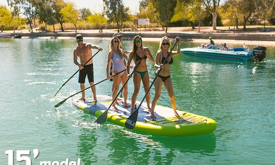 7 Person Xxxl Giant Sup For Rent In George Town, Cayman Islands