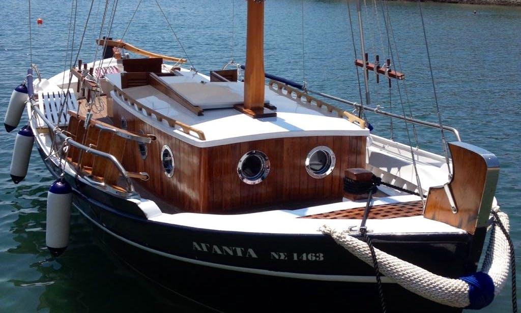 Passenger Boat rental in Nisi