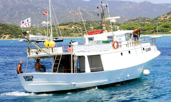 's.croce Ii' Fishing Tours In Villasimius