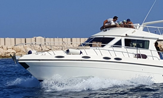 Motor Yacht Rental In Trapani