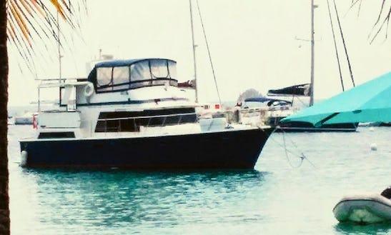 Captain Only Yacht Charter Grenada Grenadines