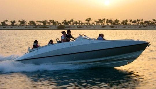 27' Emocean Marine Voodoo Boat Rental In Mount Lebanon Governorate, Lebanon