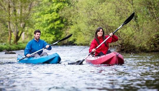Single Kayak Rental In  Enniskillen, Northern Ireland