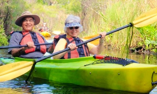 Conquer The Betsie River With Tandem Kayaks From Springdale Township, Michigan