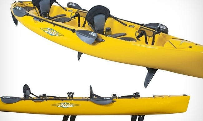 Hobie Mirage drive Kayak in Seattle