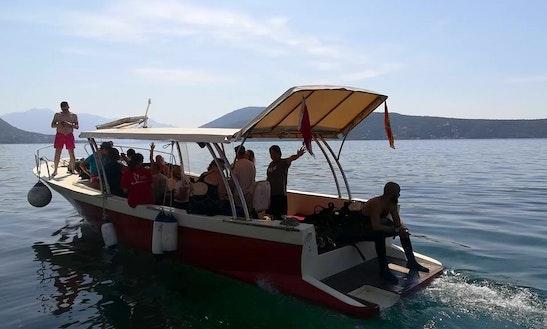 Book A Diving Trip In Zaovinsko Lake, Serbia