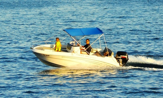 Charter Boat For Sea Trips In Herceg Novi, Montenegro