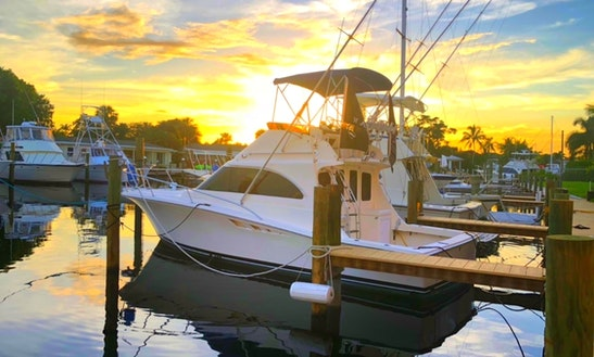 35' Sportfisherman With Ac + Bathroom - Palm Beach Gardens
