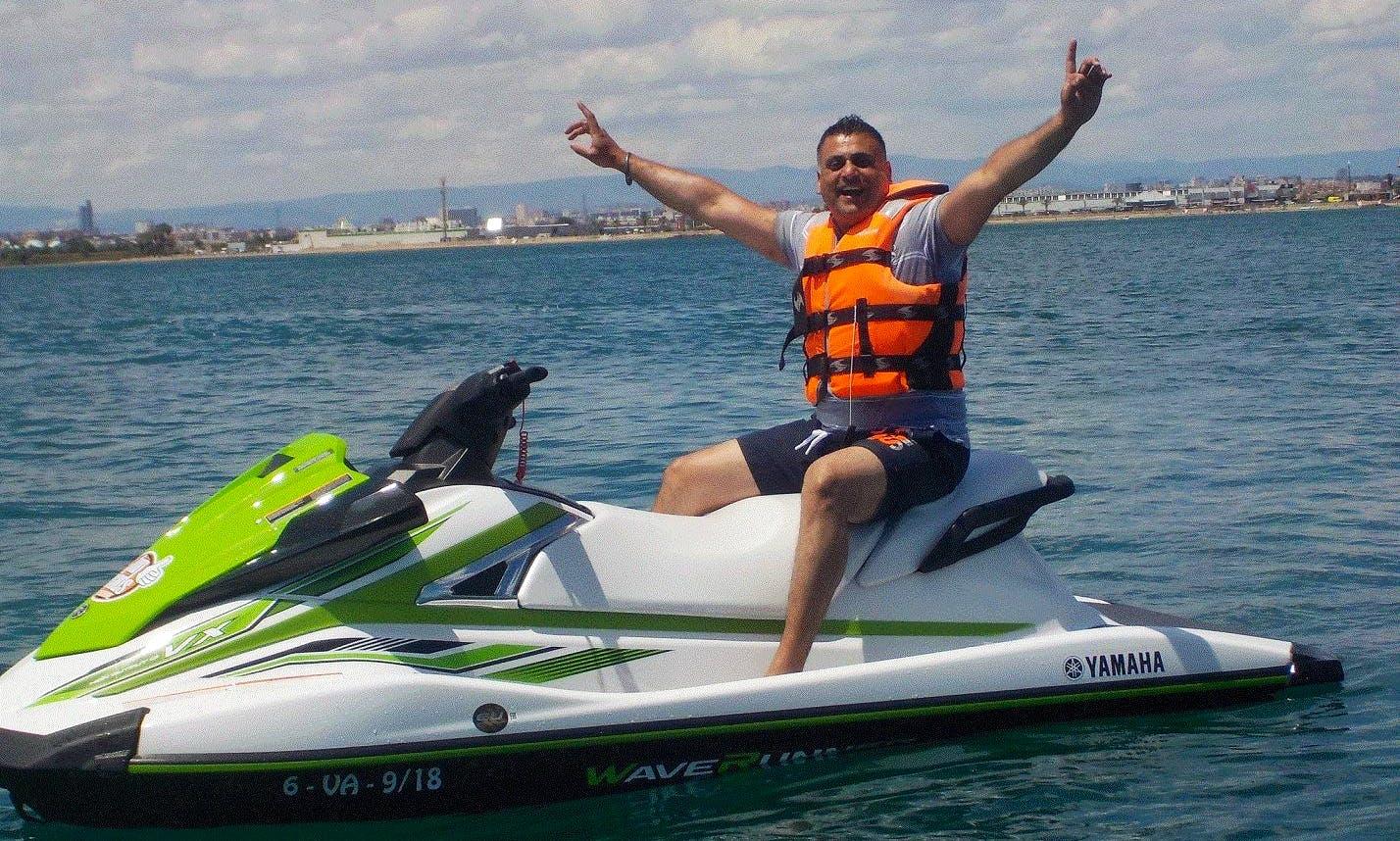 Yamaha VX Jet Ski Rental in Valencia