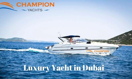 Rent A Yacht In Dubai - Champion Yachts