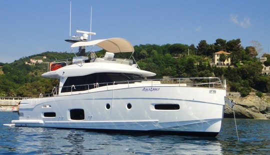Awesome Azimut Magellano 53 Yacht For Rent In Cascais, Portugal