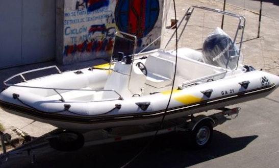 Go For Fun Fishing Trip Or Amazing Semi-rigid Boat Tour In Ericeira, Lisboa