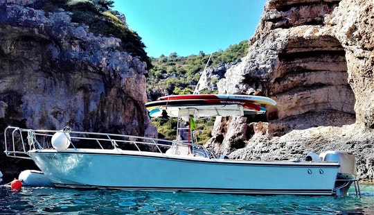 Crewed Power Boat Rental In Split
