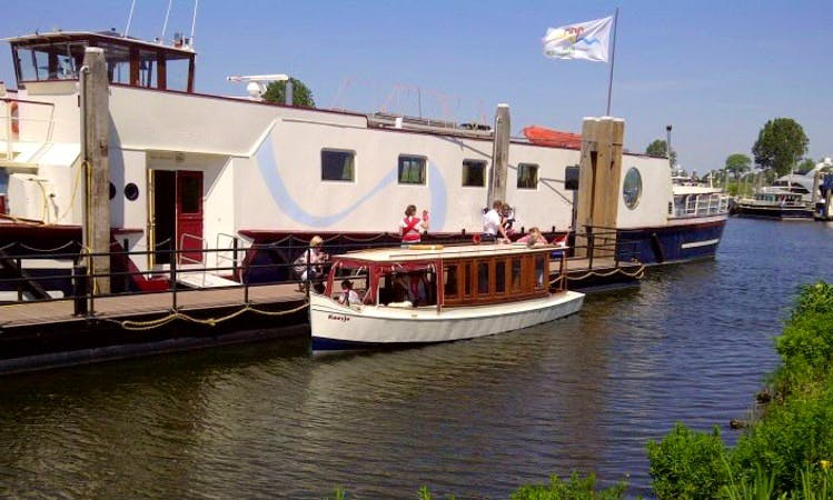 """Day trip Biesbosch"" in Heusden, Netherlands"