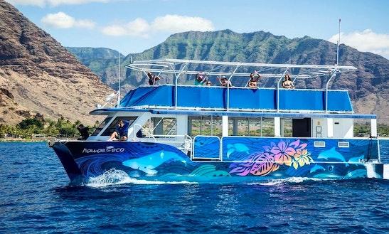 78 Passenger Double Decker Catamaran