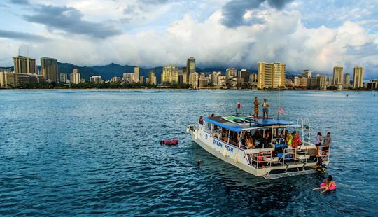 42 Passenger Wide Catamaran