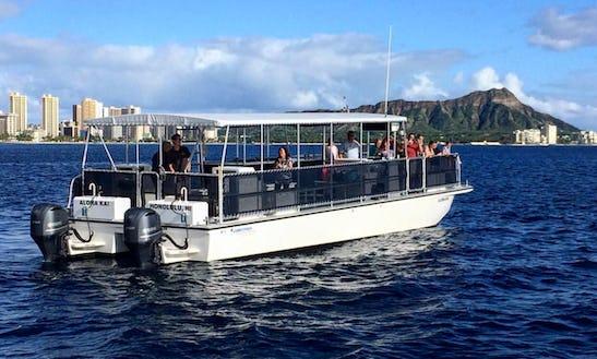 46 Passenger Power Catamaran