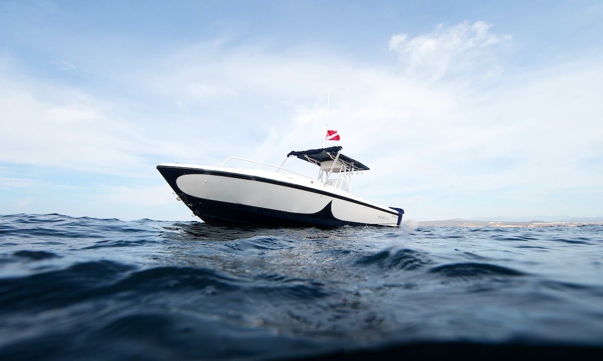 Charter a 6 Persons Center Console Boat in Cabo San Lucas, Mexico
