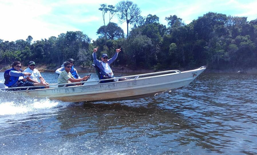 Amazing Fishing Trip in Amazonas, Brazil!