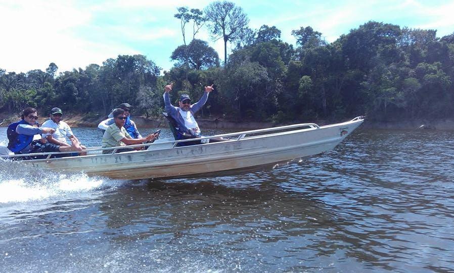 Amazing Fishing Trip in Amazonas, Brazil!