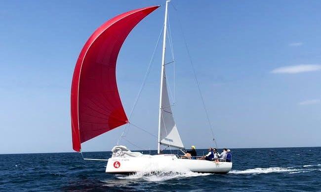 Rent a Fareast 28R Sailboat for 5 People in Ljubljana, Slovenia