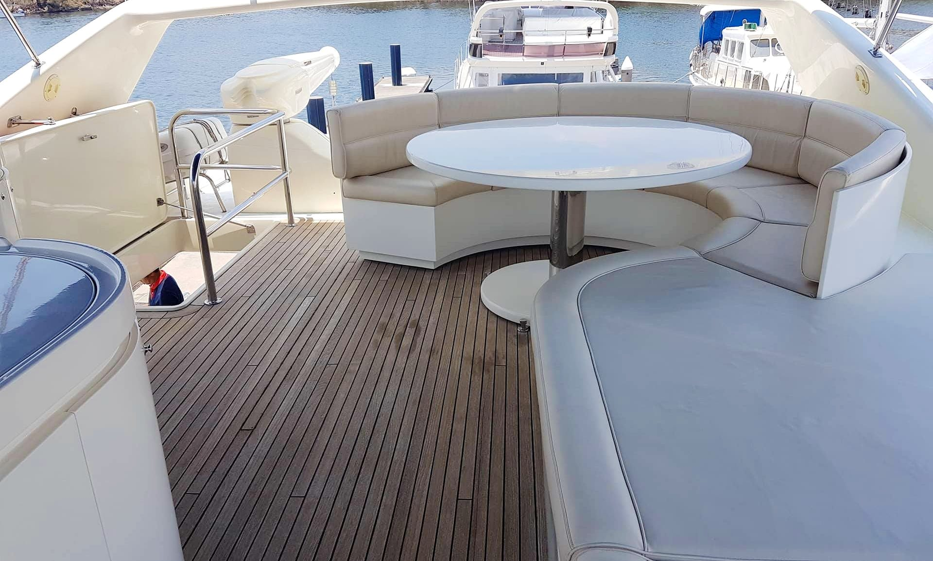 Motor Yacht rental in Subic Bay, Philippines for up to 20 guests at $470 an hour
