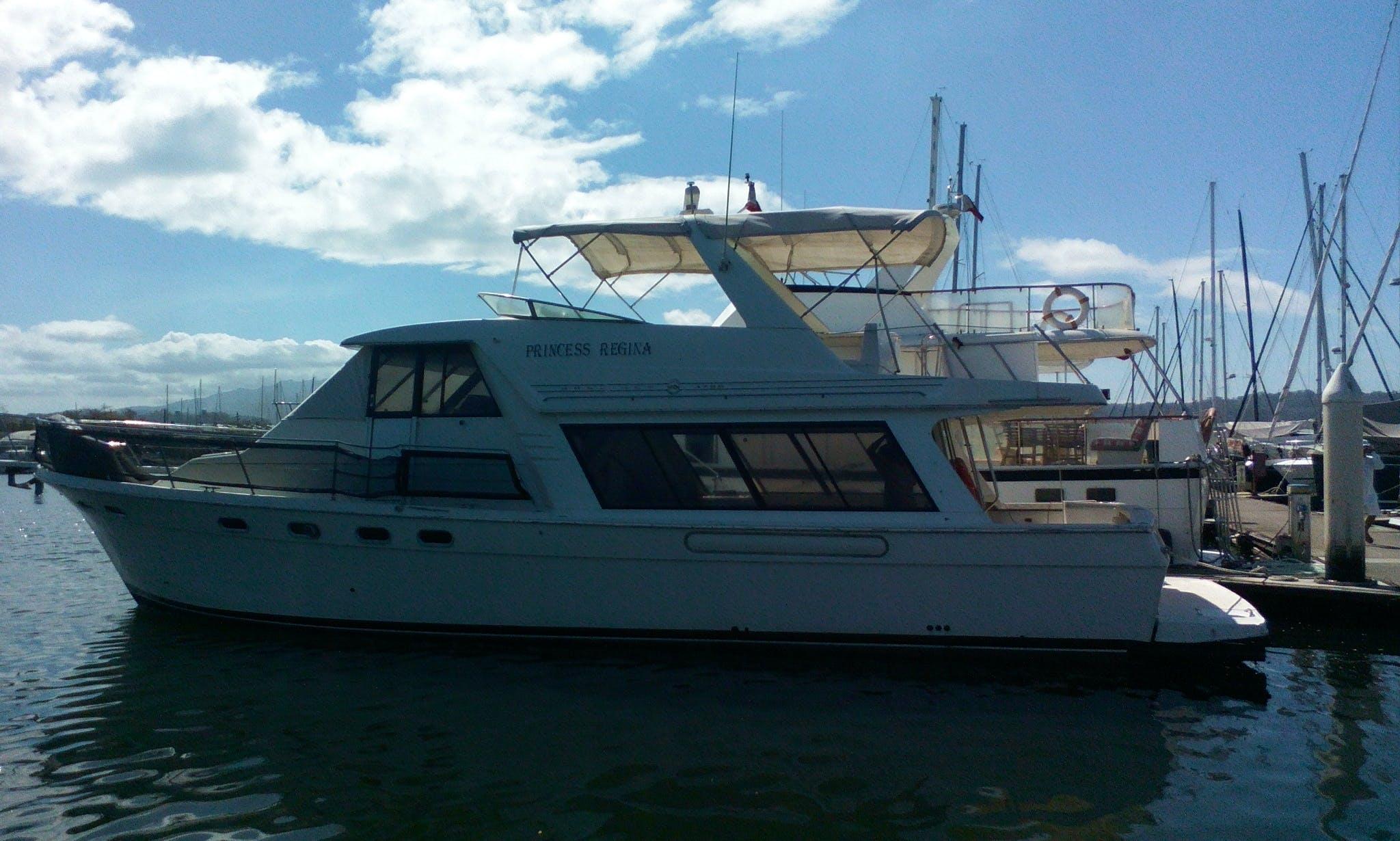 48' Motor Yacht Charter in Olongapo, Philippines
