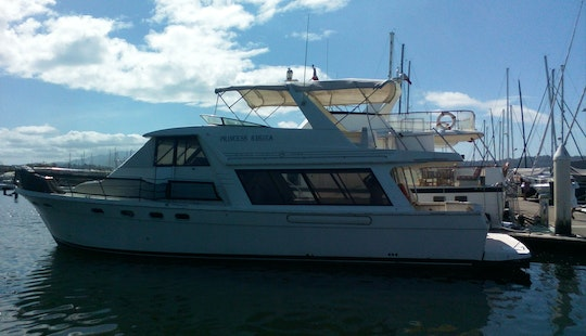 48' Motor Yacht Charter In Olongapo, Philippines