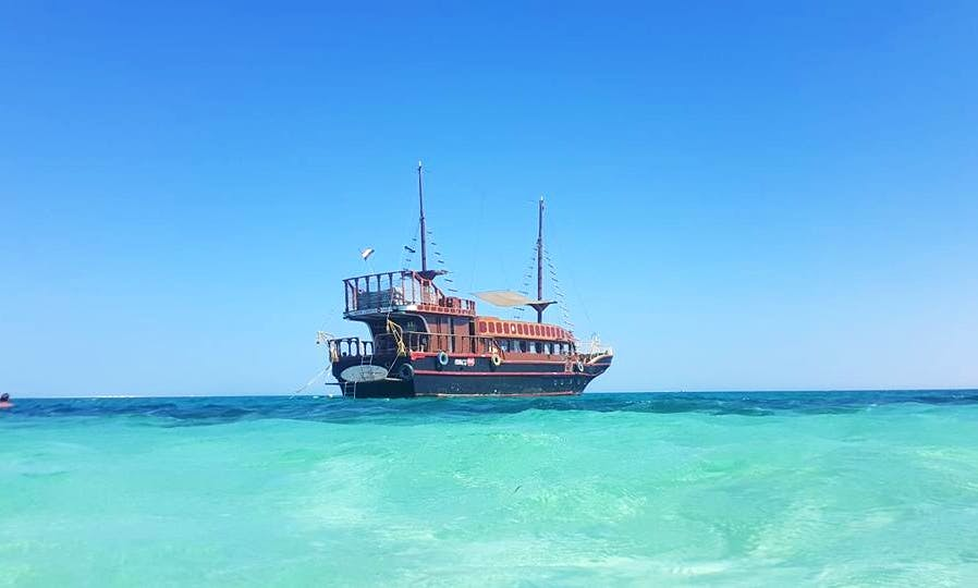 Pirate Boat Rental in Egypt