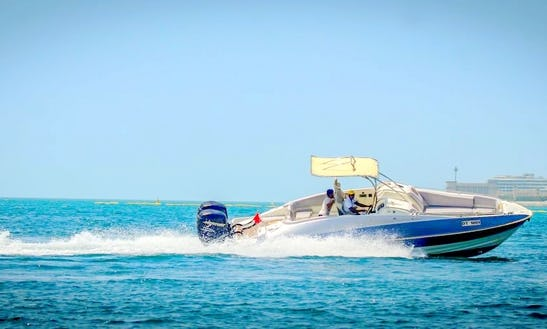 Affordable Motor Yacht For Rent In Dubai That Goes Fast And Can Handle It All