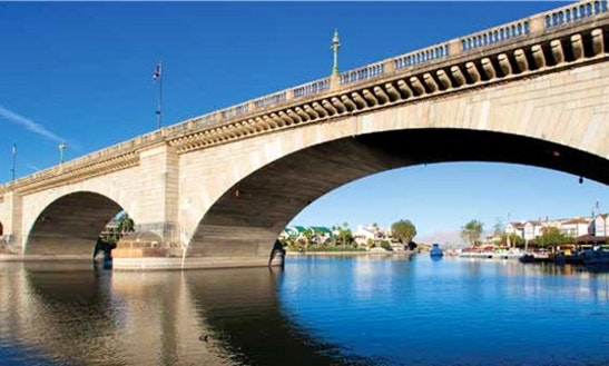 20' Open Ski Boat Bowrider For Rent In Lake Havasu City