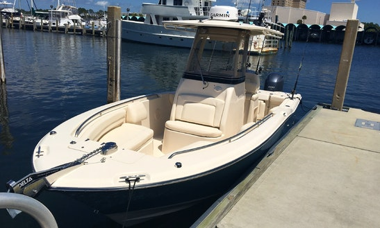 Grady White 257 Fisherman Charter For 5 People In Panama City, Florida