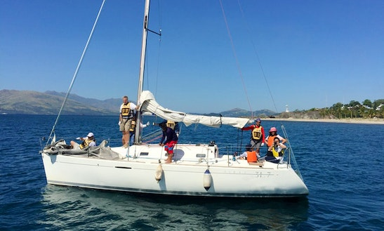Cruising Monohull Rental In Subic Bay