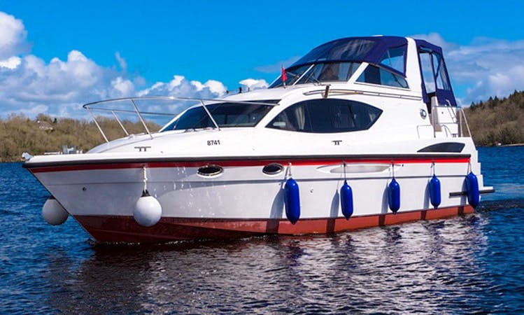 Charter 36' Inver Queen Motor Yacht in Northern Ireland, United Kingdom