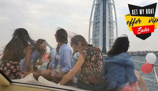 Charter A 55' Luxury Power Mega Yacht Renta In Dubai, Uae For 27 Person