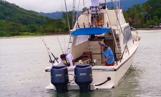 Local Fishing Boat: Barracuda 1 - Half Day Starting At $650