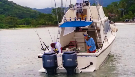 1/2 Day Private Fishing Boat: Barracuda 1 - $779 (5 People)