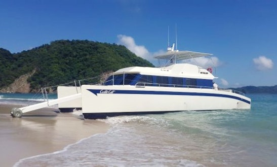 All Inclusive Full Day Yacht Trip To Tortuga Island- Excellent Service!