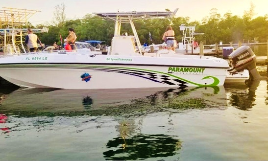 Power Boat Rental With Captain In North Miami Beach