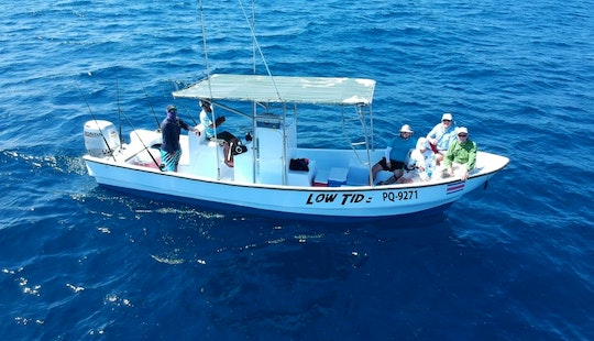 Local Fishing Boat: Low Tide - Only $550 1/2 Day!
