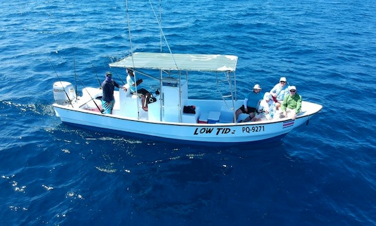 Local Fishing Boat: Low Tide - Only $400 1/2 Day!