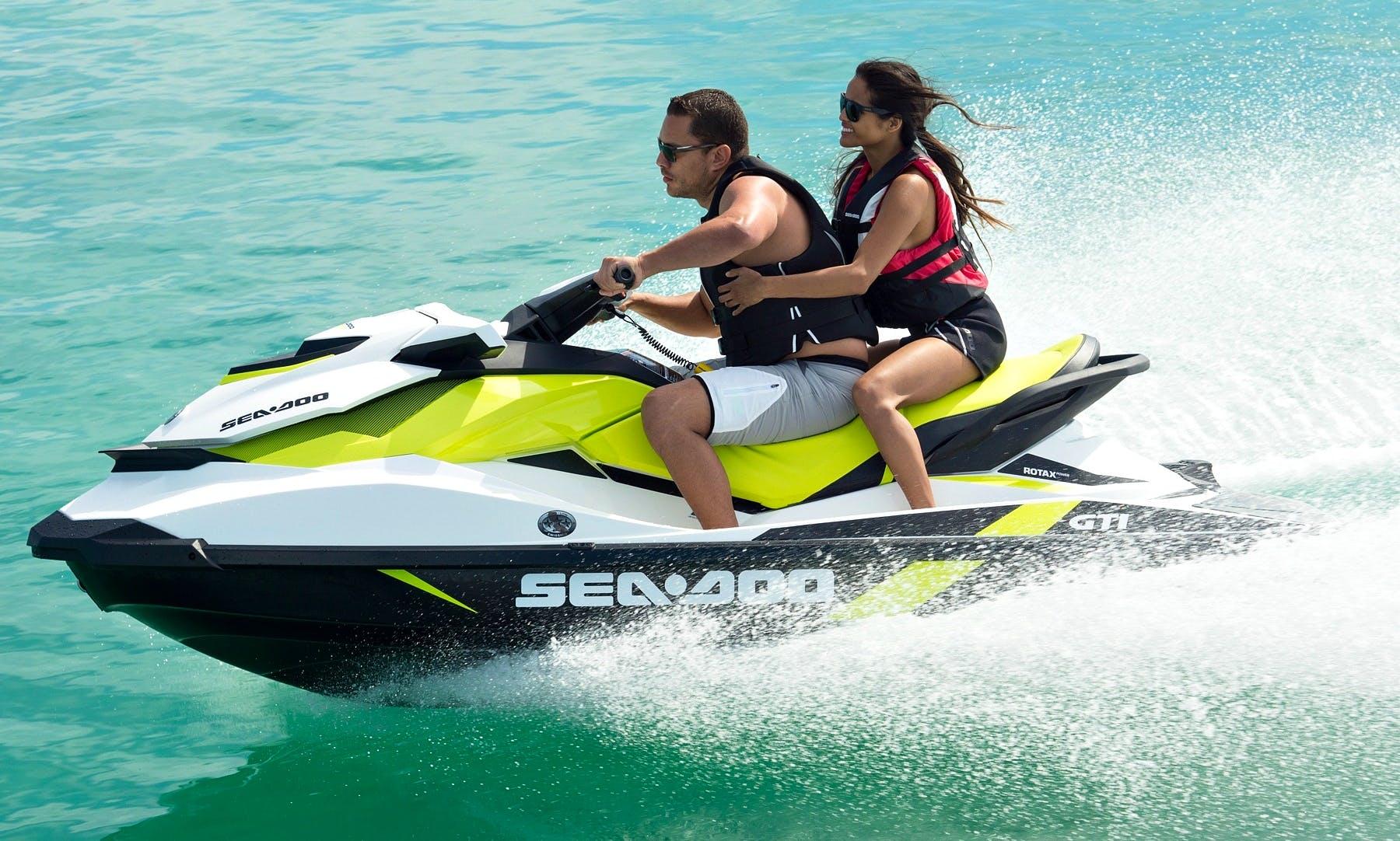 Sea-Doo GTI 900 Jet Ski Lessons in George Town, Cayman Islands